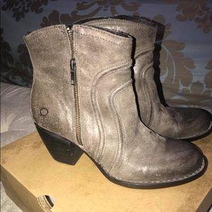 Abby Grey Born Boots